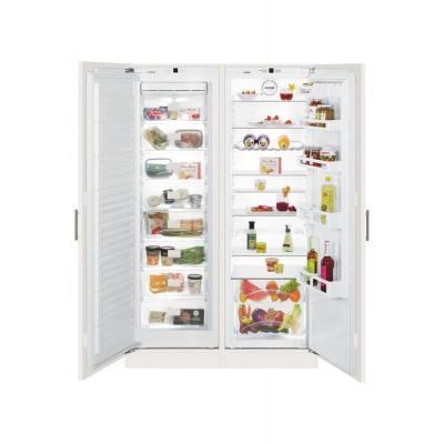 Réfrigérateur américain Liebherr SBS70I2