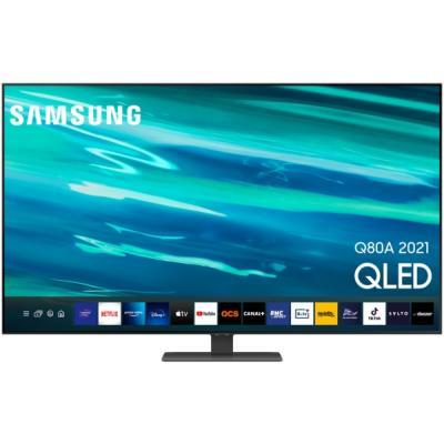 Téléviseur Samsung QE75Q80A