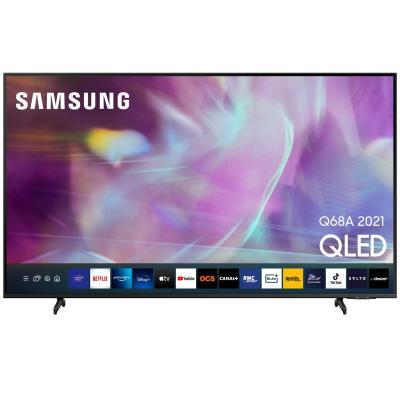 Téléviseur Samsung QE55Q68A 2021