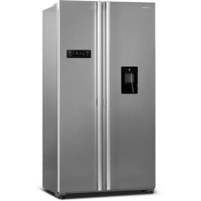 Réfrigérateur américain Schneider SCSBSWD514NFX