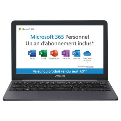 PC portable Asus E203MA-FD112TS