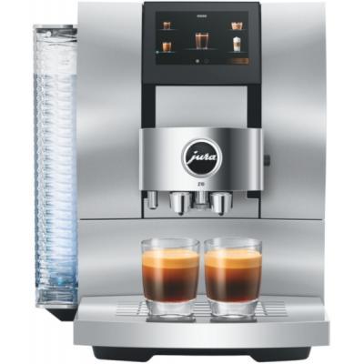 Machine à café broyeur Jura Z10 Aluminium White EA