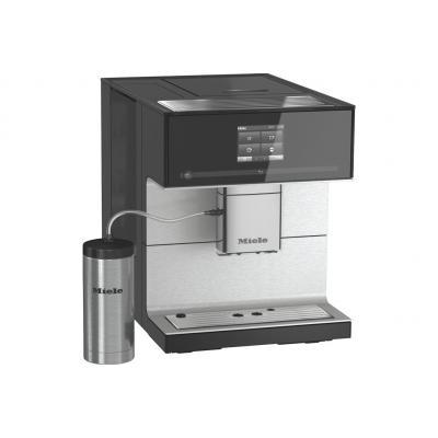 Machine à café broyeur Miele CM7350NR