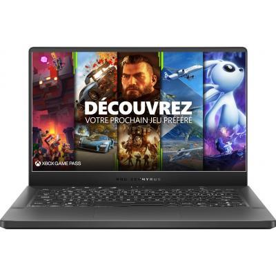 PC portable Asus ZEPHYRUS G14 GA401QM-091T