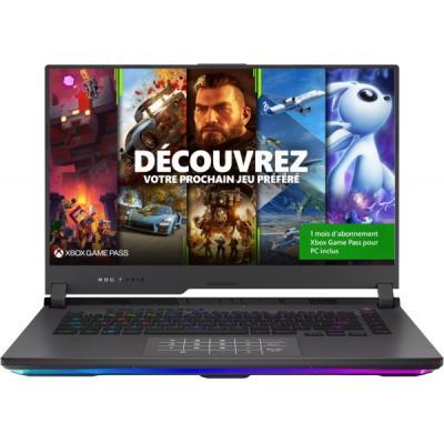 PC portable Asus STRIX-G15-G513QR-HN046T