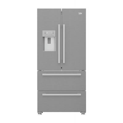 Réfrigérateur-congélateur Beko GNE60532DXPN