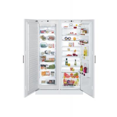 Réfrigérateur américain Liebherr SBS70I2-21