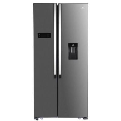Réfrigérateur américain Continental Edison CERA518IXP