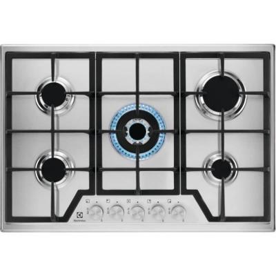 Plaque de cuisson Electrolux KGS7536SX