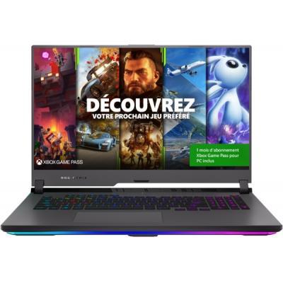 PC portable Asus STRIX-G17-G713QR-K4009T