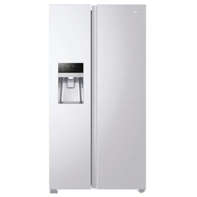 Réfrigérateur américain Haier HSR3918FIPW