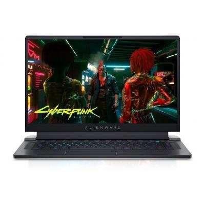 PC portable Alienware x15 R1 Lunar Light