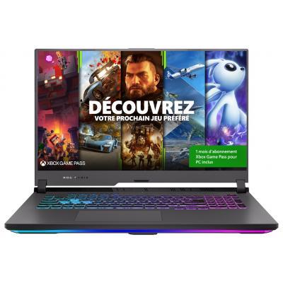 PC portable Asus STRIX-G17-G713IE-HX007T