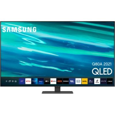 Téléviseur Samsung QE85Q80A