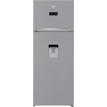 Réfrigérateur-congélateur Beko RDNE455E30DZXB