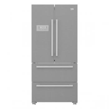 Réfrigérateur américain Beko GNE6039XP