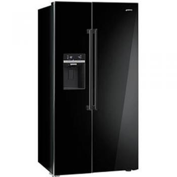 Réfrigérateur américain Smeg SBS63NED
