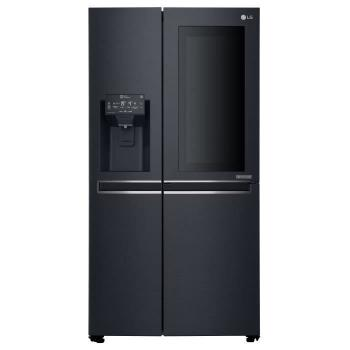 Réfrigérateur américain LG GMX960MTAZ