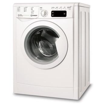 Lave-linge séchant Indesit IWDE7125BEU
