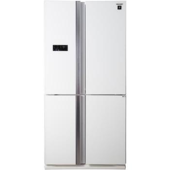 Réfrigérateur-congélateur Sharp SJ-FS810VWH