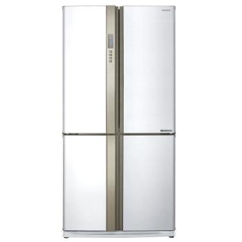 Réfrigérateur-congélateur Sharp SJEX820FWH