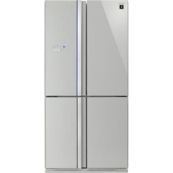Réfrigérateur-congélateur Sharp SJ-FS810VSL