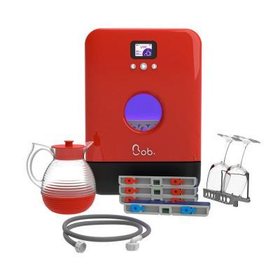 Lave-vaisselle Daan Tech Bob Premium Red