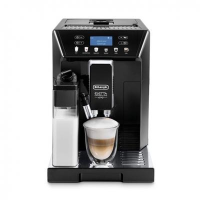 Machine à café broyeur Delonghi ECAM46.860.B ELETTA EVO