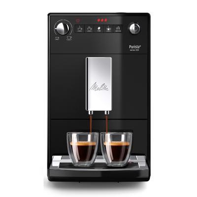 Machine à café broyeur Melitta Purista Noir F230-102