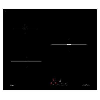 Plaque de cuisson Airlux ATHD63BK