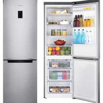 Réfrigérateur-congélateur Samsung RB33J3200SA