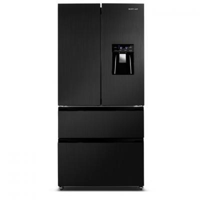 Réfrigérateur-congélateur Schneider SCFD536NFAT