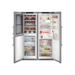 Réfrigérateurs américains avec distributeur de glaçons