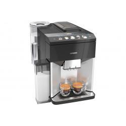 Machines à café broyeur avec des grains de café ou café moulu