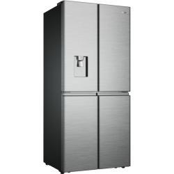 Réfrigérateurs américains avec distributeur d'eau