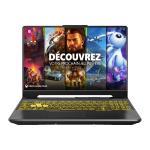 PC portable Asus A15 TUF566QR-HN062T